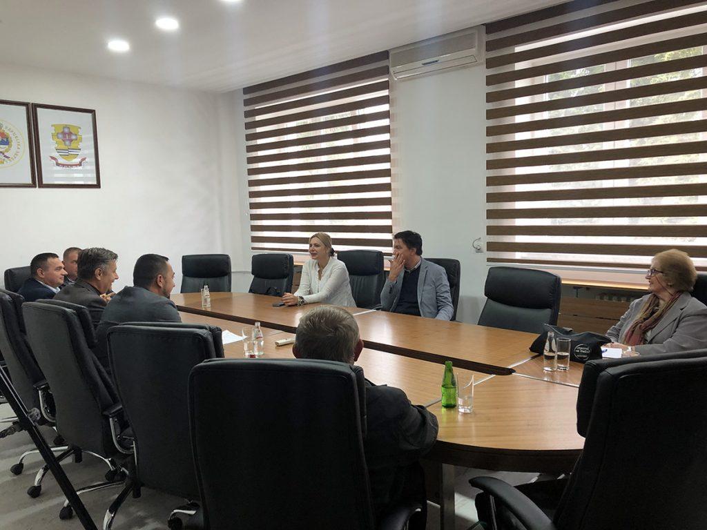 Grad Doboj poptpisivanje ugovora sa FAMI.