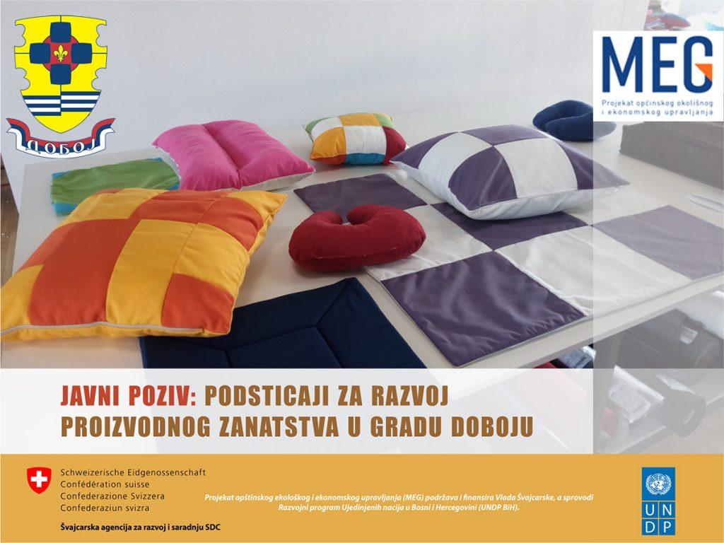 Javni poziv Grad Doboj i UNDP BiH.