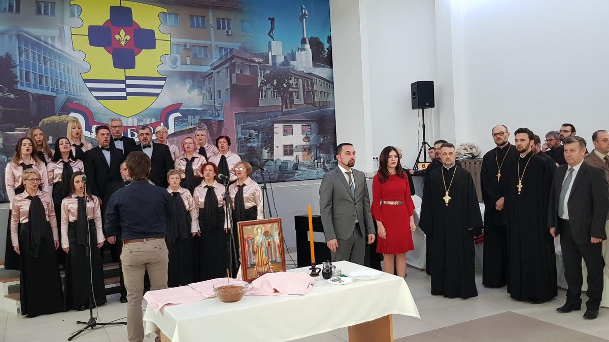 Prijem povodom Dana Republike Srpske.