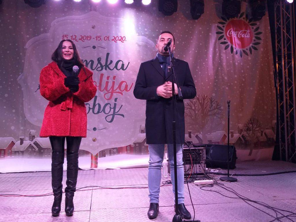 Obraćanje gradonačelnika Doboja građanima.